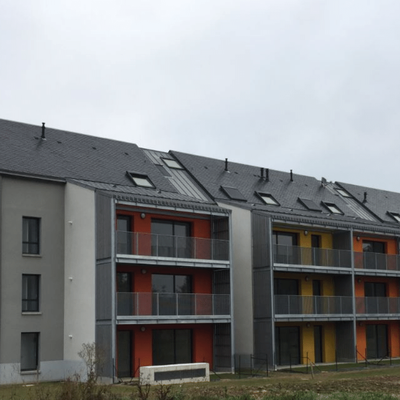 Construction de 25 logements locatifs sociaux à ST ARMEL (35)