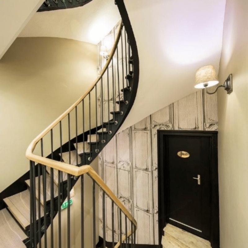 Hôtel de Nemours Extension et restructuration tce ingenierie