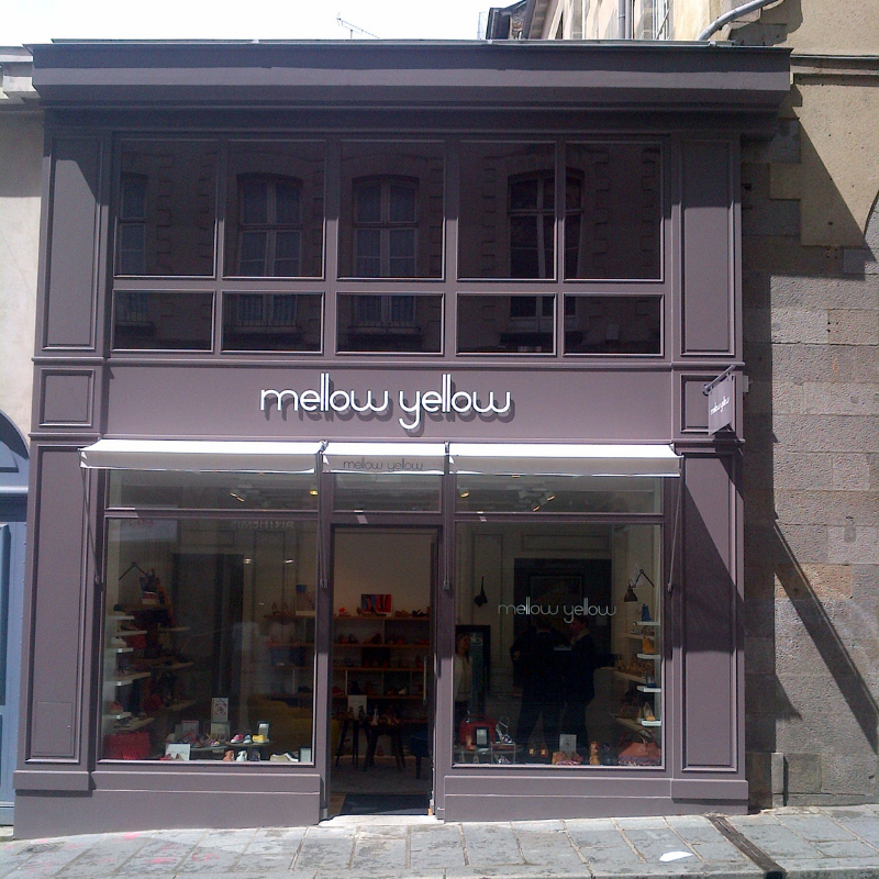 Magasin Mellow Yellow